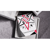 Cardistry Fanning (White) Playing Cards