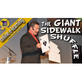 The Giant Sidewalk Shuffle by Wolfgang Riebe video DOWNLOAD