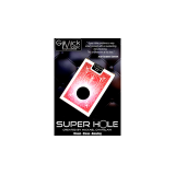 SUPER HOLE (RED) by Mickael Chatelain - Trick