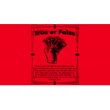 True or False by Ickle Pickle - Tricks