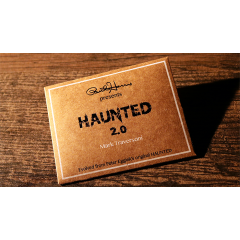 Paul Harris Presents Haunted 2.0 (Gimmick and Online Instructions) by Mark Traversoni and Peter Eggink - Trick