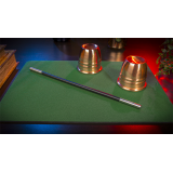 Economy Close-Up Pad 11X16 (Green) by Murphy's Magic Supplies - Trick