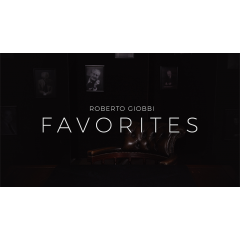Favorites by Roberto Giobbi - DVD