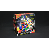 Rubik's Cube Amazing Magic Set (With 50 Tricks) by Fantasma Magic - Trick