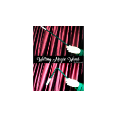 Wilting Magic Wand by Strixmagic - Trick
