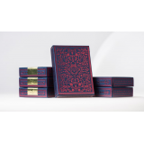 MailChimp (Red) Playing Cards by theory11