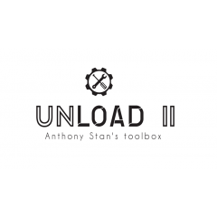 UNLOAD 2.0 BLUE by Anthony Stan and Magic Smile Productions - Trick