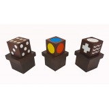 Tora Mental Cube (Color) by Tora Magic - Trick