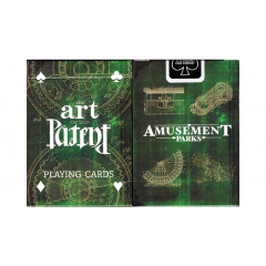 Limited Edition Art of the Patent (Amusement) Playing Cards