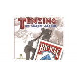 Tenzing (Gimmick and Online Instructions) by Simon Jacobs - Trick
