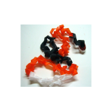 Mouth Coils 62 ft. (Halloween/12 pk.) by Opkoopjes - Trick