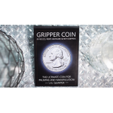 Gripper Coin (Single/U.S. 25) by Rocco Silano - Trick