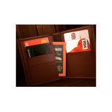 Stealth Assassin Wallet Mayfair Edition (DVD and Gimmicks) by Peter Nardi and Marc Spelmann - Trick