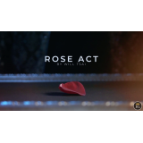 Visual Matrix AKA Rose Act Elegant Gold (Gimmick and Online Instructions) by Will Tsai and SansMinds - Trick