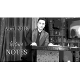 April 2018 Lecture Notes by Sandro Loporcaro (Amazo) video DOWNLOAD