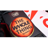 The (W)Hole Thing PARLOR (With Online Instruction) by DARYL - Trick