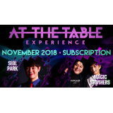 At The Table November 2018 Subscription video DOWNLOAD