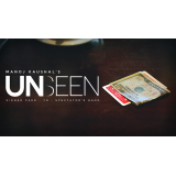 UNSEEN Red (Gimmick and Online Instructions) by Manoj Kaushal - Trick