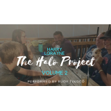 The Halo Project Volume 2 by Harry Lorayne Performed by Rudy Tinoco video DOWNLOAD