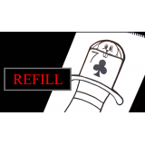Refill for Cardiographic  Recall (Bunny) by Martin Lewis, XapKat & Bond Lee - Trick