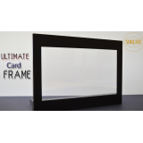 Ultimate Card Frame with Remote Control by Sorcier Magic - Trick