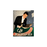 "Genii Magazine ""Guy Hollingworth"" March 2019 - Book"