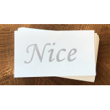 Appearing Business Cards (Nice Pack) by Sam Gherman - Trick