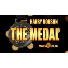 The Medal RED by Harry Robson & Matthew Wright - Trick