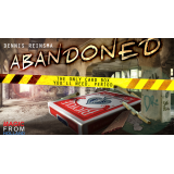 Abandoned BLUE (Gimmicks and Online Instructions) by Dennis Reinsma & Peter Eggink - Trick