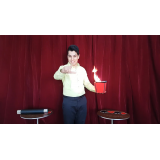 Fire to Colorful Vases (4 Times) by Tora Magic - Trick