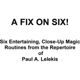 A Fix On Six! by Paul A. Lelekis eBook DOWNLOAD