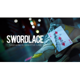 Pro Series: Swordlace Black (DVD and Gimmick) by SansMinds Creative Lab - DVD