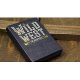 WILD WEST: The Black Hills Playing Cards