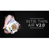 Into Thin Air 2.0 Blue (DVD and Gimmick) by Sultan Orazaly - DVD