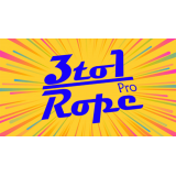 3 to 1 Rope Pro by Magie Climax - Trick