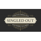 Singled Out BLUE (Gimmicks and Online Instruction) by Jean-Pierre Vallarino - Trick
