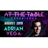At The Table Live Lecture Adrian Vega August 7th 2019 video DOWNLOAD