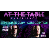At The Table September 2019 Subscription video DOWNLOAD