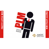 PLM (Pretty Little Men) (Gimmicks and Online Instructions) by Vincent Roca and Magic Dream - Trick