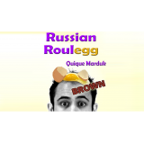 Russian Roulegg Brown by Quique Marduk - Trick