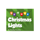 Super-Soft Sponge Christmas Lights by Timothy Pressley and Goshman- Trick