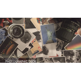 Photographic Deck Project (Gimmicks and Online Instructions) by Patrick Redford