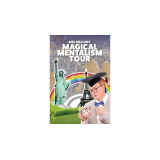 The Magical Mentalism Tour by Mel Mellers - Book
