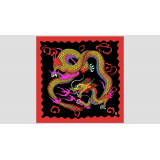 """Rice Picture Silk 36"""" (Imperial Dragon) by Silk King Studios - Trick"""