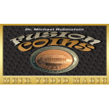Fusion Coins Half Dollar (Gimmicks and Online Instructions) by Dr. Michael Rubinstein