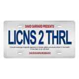 License to Thrill by David Garrard - Trick
