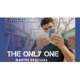The Only One Blue (Gimmicks and Online Instructions) by Martin Braessas - Trick