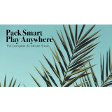 Pack Smart Play Anywhere 1 PSPA (Gimmicks and Online Instructions) by Bill Abbott - Trick