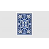 Tally Ho Fan Back Gaff Pack Blue (6 Cards) by The Hanrahan Gaff Company