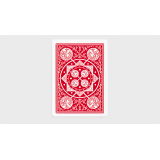 Tally Ho Fan Back Gaff Pack Red (6 Cards) by The Hanrahan Gaff Company